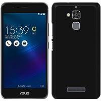 [Breeze-正規品] iPhone ・ スマホケース ポリカーボネイト [Black]エイスース ゼンフォン3 マックス ZenFone 3 Max ZC520TL ケース ZenFone 3 MAX カバー液晶保護フィルム付 全機種対応 [ZEN3M]