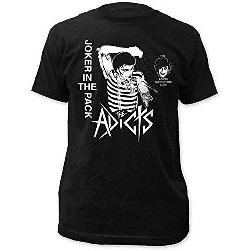 [해외]ADICTS 아디쿠쯔 - JOKER IN THE PACK | T 셔츠 | 남성 공식 | 공식/ADICTS Addicts - JOKER IN THE PACK | T-shirt | Men`s Official | Official