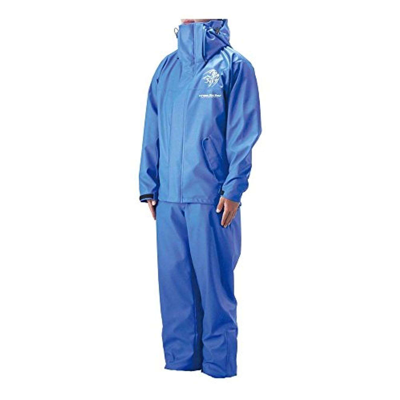 唯一刺す包囲プロマリン(PRO MARINE) PUマリンスーツ LL WRE709-LL ブルー