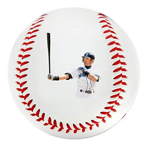 ローリングス(Rawlings) 野球 2019年 MLB メジャーリーグ 開幕戦 イチロー選手 記念ボール 記念球 Ver1 3558-ICHIRO-OS19IMG