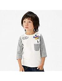 エフオーオンラインストア(F.O.Online Store(SC)) 7分袖切替Tシャツ