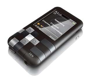 CREATIVE メモリープレーヤー ZEN MOZAIC 8GB ブラック ZN-MZ8G-BK