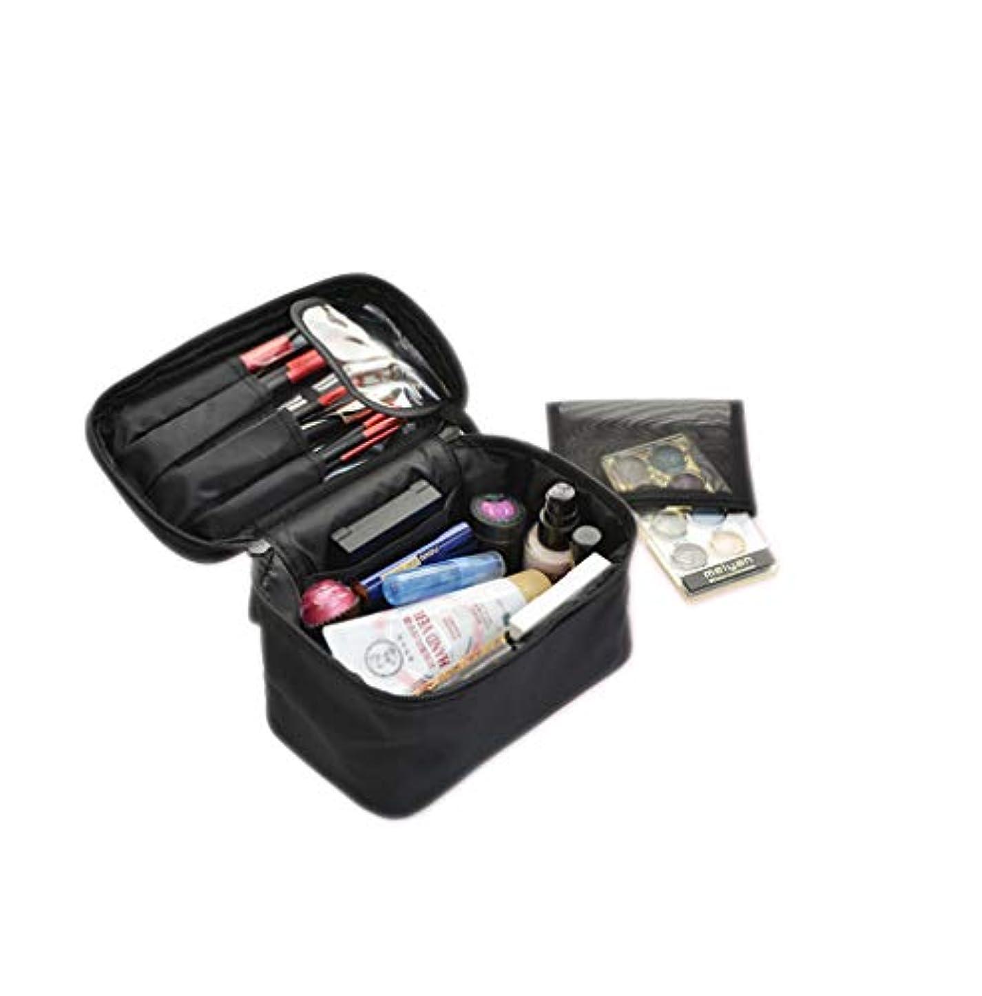 化粧バッグ プロ ポータブル 化粧品袋 高品質大容量 収納袋 旅行ウォッシュバッグ 女性多機能化粧品バッグ
