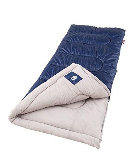 【Coleman コールマン】寝袋(封筒型)スリーピングバック【Brazos Sleeping Bag】ブラゾス