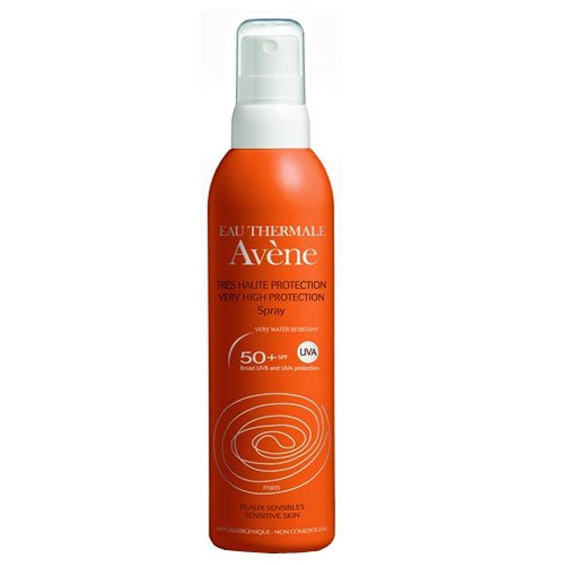 発信群がる従事したAvene Sunscreen Spray 50+ 200ml [並行輸入品]