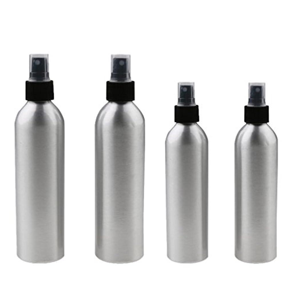 卒業記念アルバムサイト敬の念Kesoto 4本入り スプレーボトル 100mlと150ml各2本 アルミミスト スプレー 香水 ボトル スプレーアトマイザー