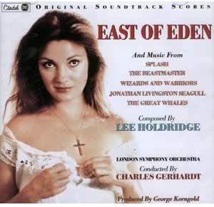EAST OF EDEN ORIGINAL SOUNDTRACK SCORES
