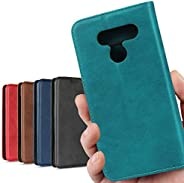 iCoverCase Smartphone Case Cover, Compatible with LG K50 (Softbank), Notebook Type, Wallet Case, High-Quality