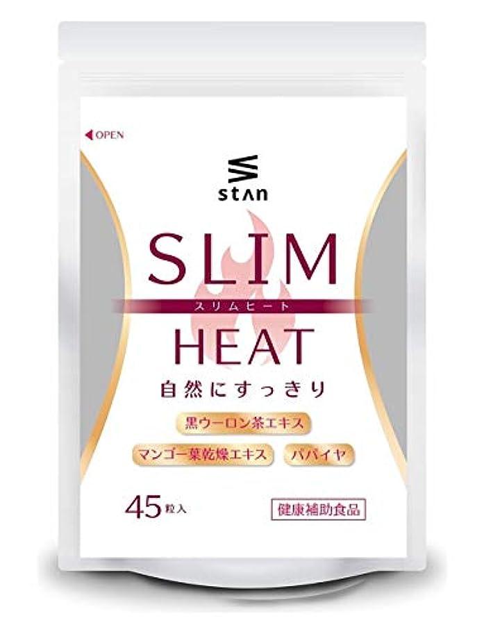 ボア不機嫌そうな縁stan スリムヒート 燃焼系 サプリメント ダイエットサプリ (お試し2週間)