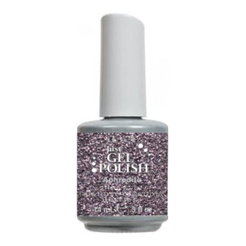 バット弁護士豆(6 Pack) ibd Just Gel Polish - Aphrodite (並行輸入品)