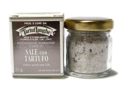 タルトゥフランゲ 黒トリュフ塩 30g