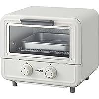 タイガー オーブン トースター ぷちはこ ホワイト レシピ付き やきたて KAO-A850-W Tiger