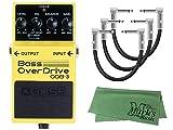 【パッチケーブル3本 + クロス セット】BOSS Bass OverDrive ODB-3