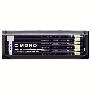 トンボ鉛筆 鉛筆 モノ 2B MONO-2B 1ダース