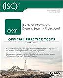 CISSP Official (ISC)2 Practice Tests 画像