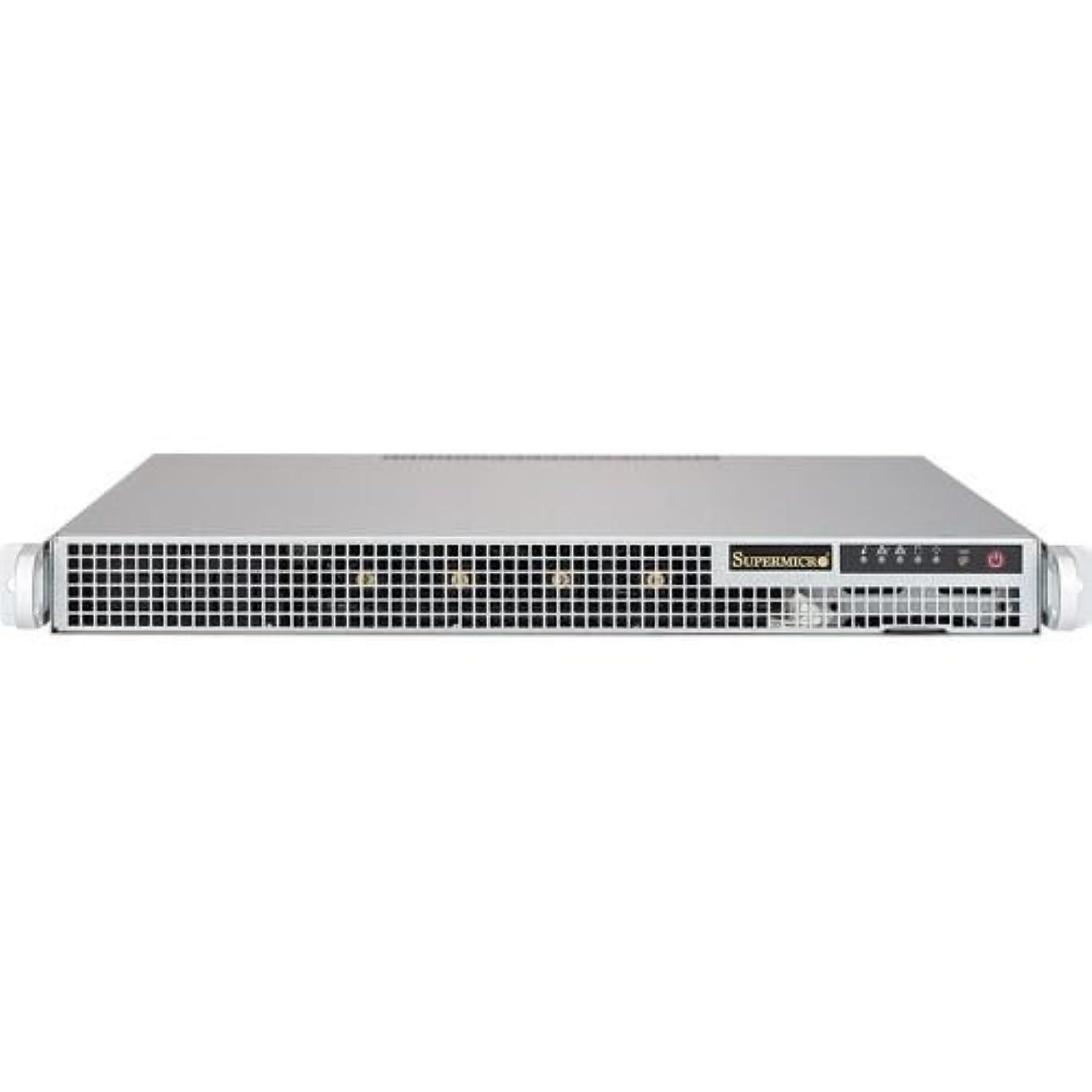 キラウエア山狼読者Supermicro SYS-1019S-WR ubia 1019S-WR - サーバー - ラックマウント式 - 1U - 1ウェイ - RAM 0 MB - HDD - AST2400 - ギエ - OS - モニターなし: なし