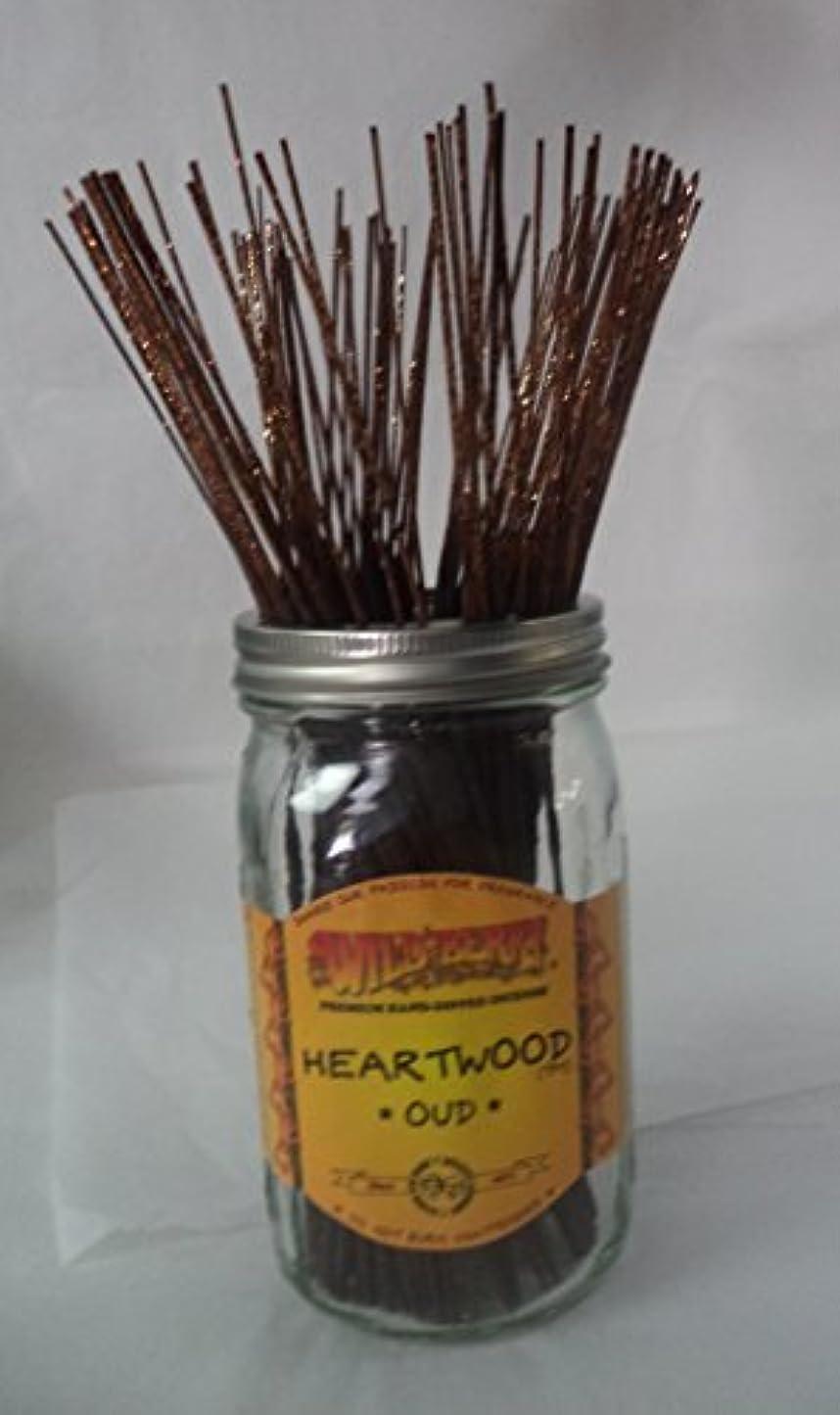 50ワイルドベリーIncense Sticks Heartwood ( Oud )