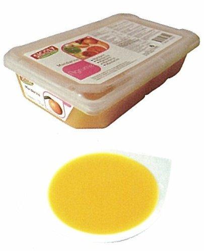 【シコリ】冷凍マンダリンピューレ(10%加糖)1kg×6