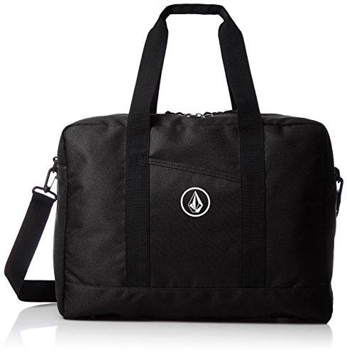 [ボルコム] ボストンバッグ 27.5L ( パッカブル仕様 : コンパクト収納 ) 【 D65317JB / Simple Day Boston 】 旅行バッグ スポーツ バッグ D65317JB BLK BLK_ブラック