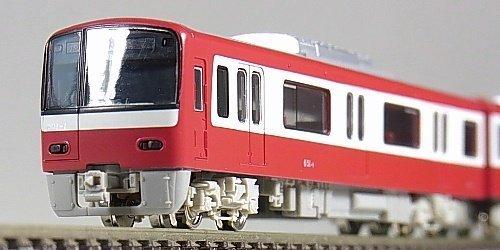 Nゲージ 4255 京急600形4次車CU71型クーラー搭載車基本4両編成セット (動力付き)