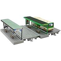 トミーテック ジオコレ 情景コレクション 情景小物122 バス停C ジオラマ用品