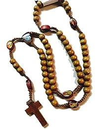チベットスタイルWooden Rosary