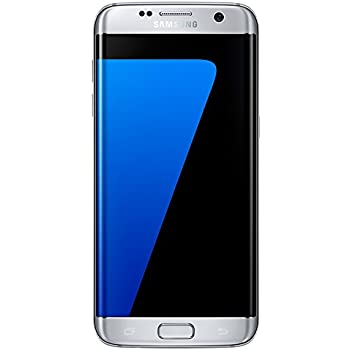 (SIMフリー) Samsung サムスン Galaxy S7 Edge Dual G935FD (Dual デュアル SIM) (並行輸入品) (32GB, シルバー)