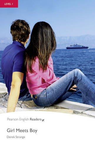 Penguin Readers: Level 1 GIRL MEETS BOY (Penguin Readers, Level 1)の詳細を見る