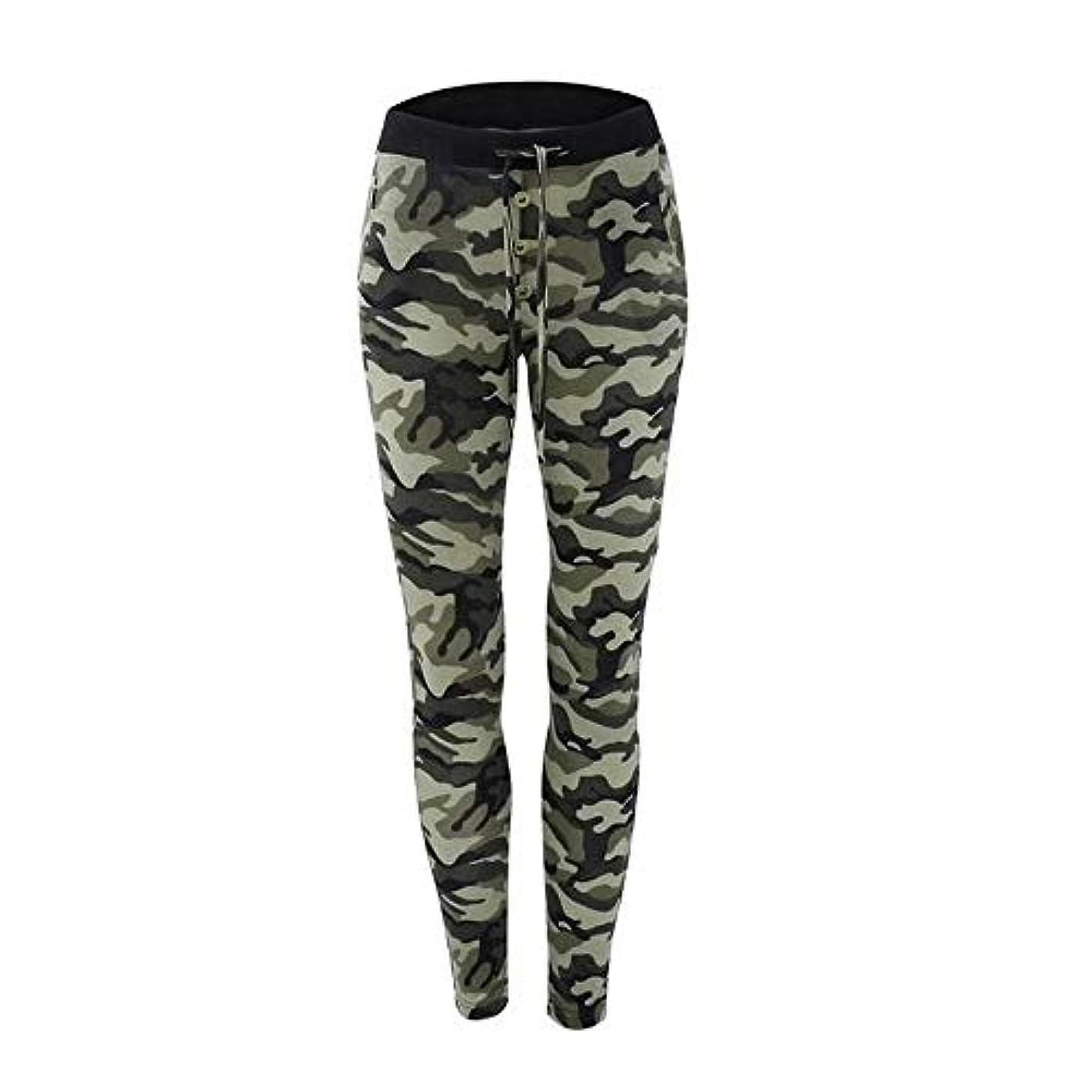 クッション受動的再びMIFAN 迷彩レギンス、スキニーパンツ、ヨガパンツ、スリムフィット、ズボン、レギンス、迷彩パンツ