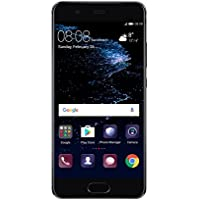 Huawei 5.1型 P10 SIMフリースマートフォン グラファイトブラック