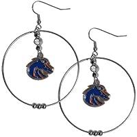 Siskiyou Sports CHE73 Boise St. Broncos 2 in. Hoop Earrings