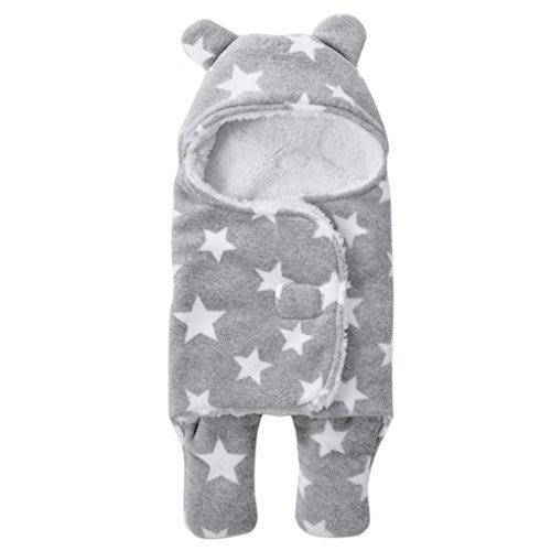 ベビー用寝袋 赤ちゃん用おくるみ ねぶくろ 保温防風防寒 柔軟 暖かい 出産祝い...