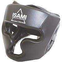 ISAMI(イサミ) ヘッドガードTS FS-15 Lサイズ 黒 ヒゴワンタオル付き
