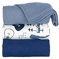Tula Baby Blanket - Music Lessons - 3-pack [並行輸入品]