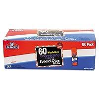 Disappearingパープルすべて目的接着剤スティック、パープル/クリア、60/ボックス, Sold as 1ボックス、6パック、合計6ボックス