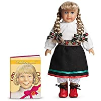 American Girl 25th Anniversary Kirsten Mini Doll and Book by American Girl
