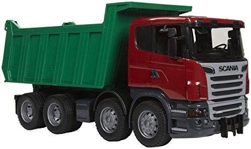 [해외]bruder (부루) SCANIA Tip up 트럭 BR03550/bruder (BRUDER) SCANIA Tip up truck BR03550