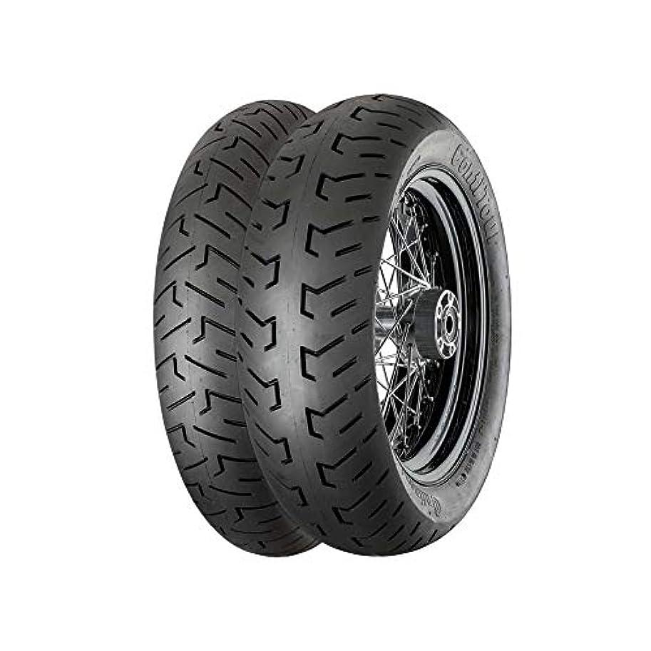 化粧バッジ部ウインズジャパン〔WINS JAPAN〕〔Continental Motorcycle Tyres〕ContiTour 130/90-16 M/C 67 H TL 2860 2860