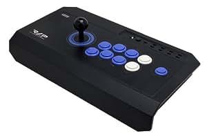 リアルアーケードPro.V3 SA【Amazon.co.jp限定】 カラー 「ブラック×ダークブルー」(PS3用)