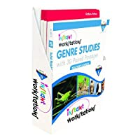 Newmark Learning NL4707 Instant Workstations: Genre Studies with 30 Paired Passages Gr. 5 [並行輸入品]