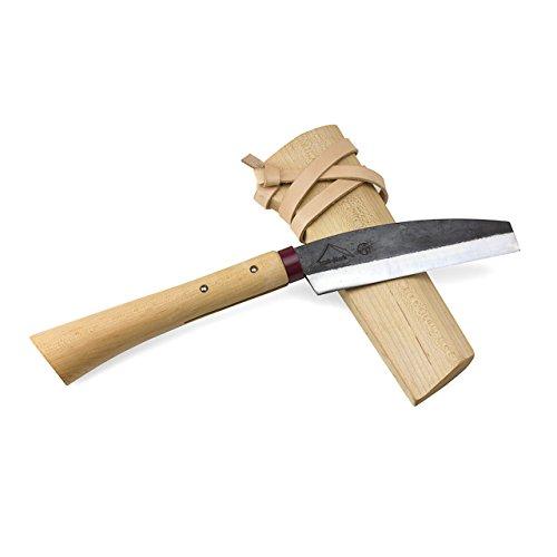 テンマクデザイン 極厚両刃鉈 5寸