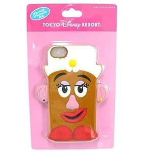 トイストーリー ミセス・ポテトヘッド  iPhoneケース iPhone5s ホームボタン指紋認証対応形 【東京ディズニーリゾート限定】