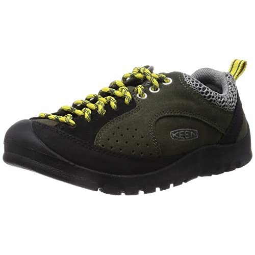 [キーン] KEEN アウトドアシューズ Jasper Rocks Jasper Rocks W 1014130 (Forest Night/Warm Olive/25)