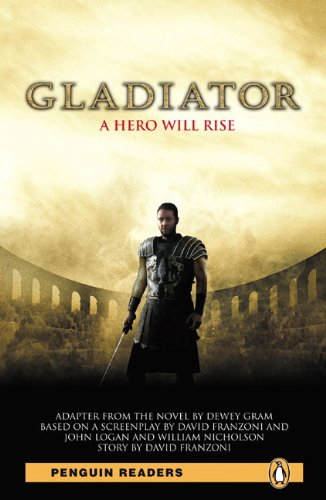 Penguin Readers: Level 4 GLADIATOR (Penguin Readers, Level 4)の詳細を見る
