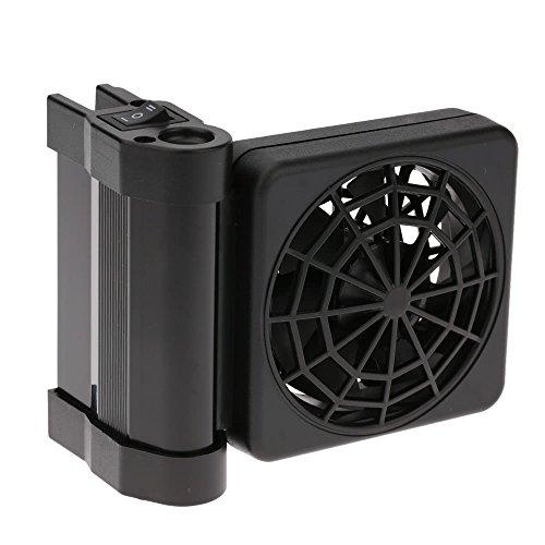 Yiteng 水槽冷却ファン水槽冷たい風冷凍機の調節可能な 2 レベル風 100-240 v