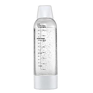 グリーンハウス ツイスパソーダ用 スペアボトル 容量950ml ホワイト SODAA-BT1W