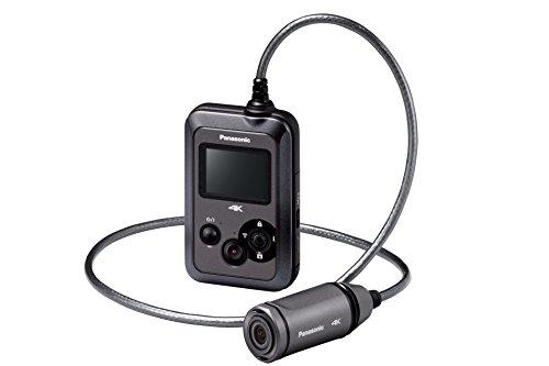 Panasonic ウェアラブルカメラ グレー HX-A500-H