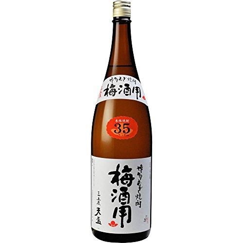 RoomClip商品情報 - 天盃 麦 梅酒用 35度 1800ml  [福岡県]