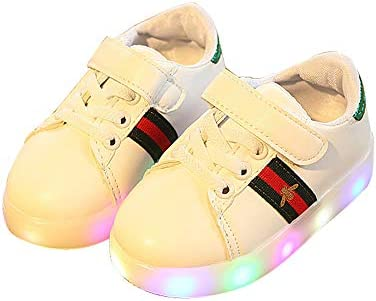 enfants petits filles garçons filles petits lumineux a allumer chaussures chaussures chaussures dc02ff