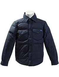 (ナンガ)NANGA ダウンシャツ NVY Mサイズ DST-5